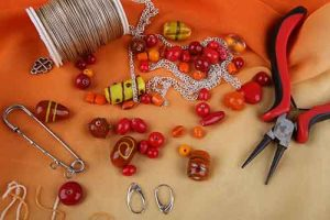Beads Jewellery making supplies